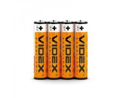 Батарейка Videx  cол. R03Р/AAА