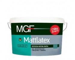 MGF Краска Mattlatex латексная матовая 7 кг