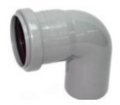 Колено 50/90 канализационное