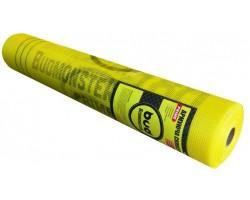 Сетка Фасадная Будмонстр Prime желтая 160г/м.кв