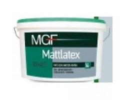 MGF Краска Mattlatex латексная матовая  1,4 кг