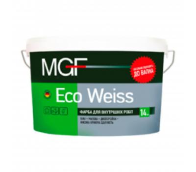 MGF краска Ecoweiss 1,4кг